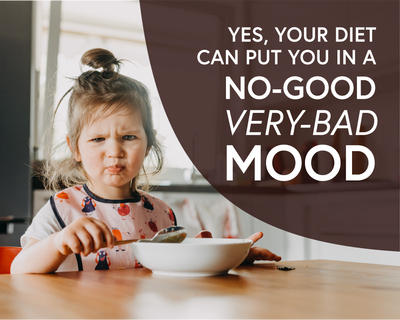 Depression And Diet: Is Food Effecting Your Mood?