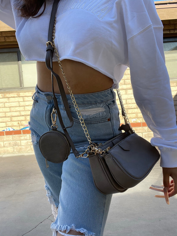 Letty Bag - Gray