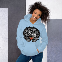 Load image into Gallery viewer, Black Queen Hoodie
