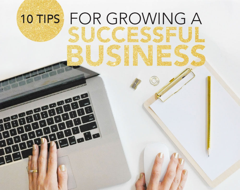 10 Tips For Growing A Successful Party Business