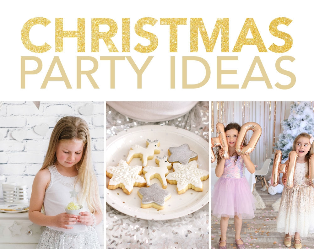 Kids christmas party ideas
