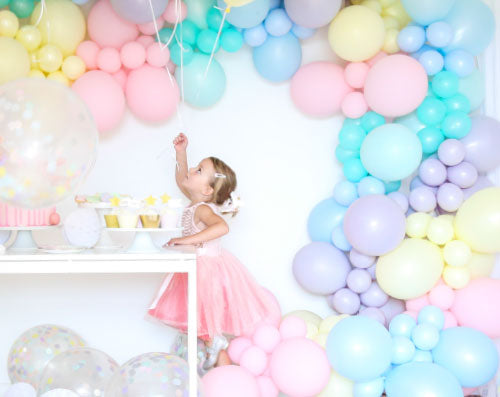 TRENDING: How To Double Stuff Your Balloons + Downloadable Colour Chart