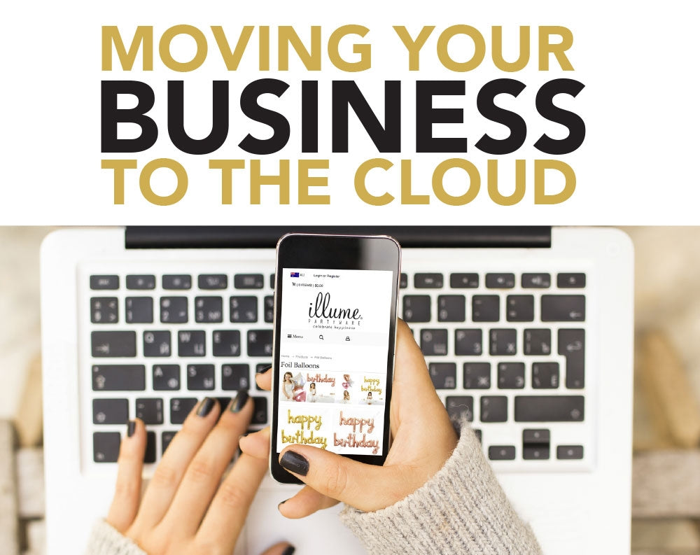 Moving Your Business To The Cloud