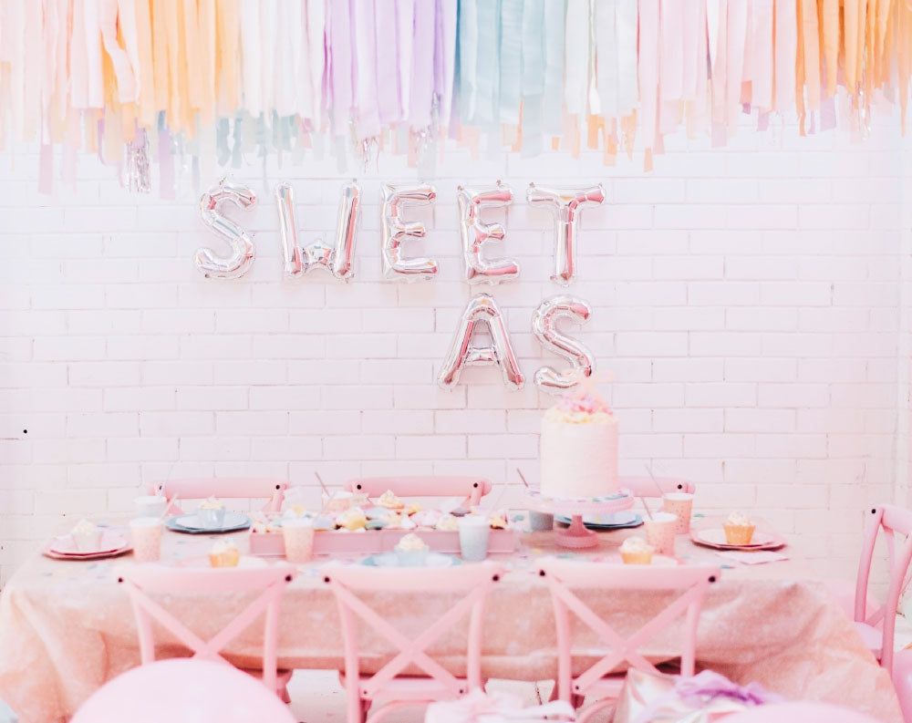 Sweet As Pastel Party