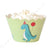 Dinosaur Cupcake Wrapper - Pack of 12