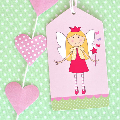 Fairy Garden Tag - Pack of 12