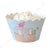 Noahs Ark Blue Cupcake Wrapper - Pack of 12