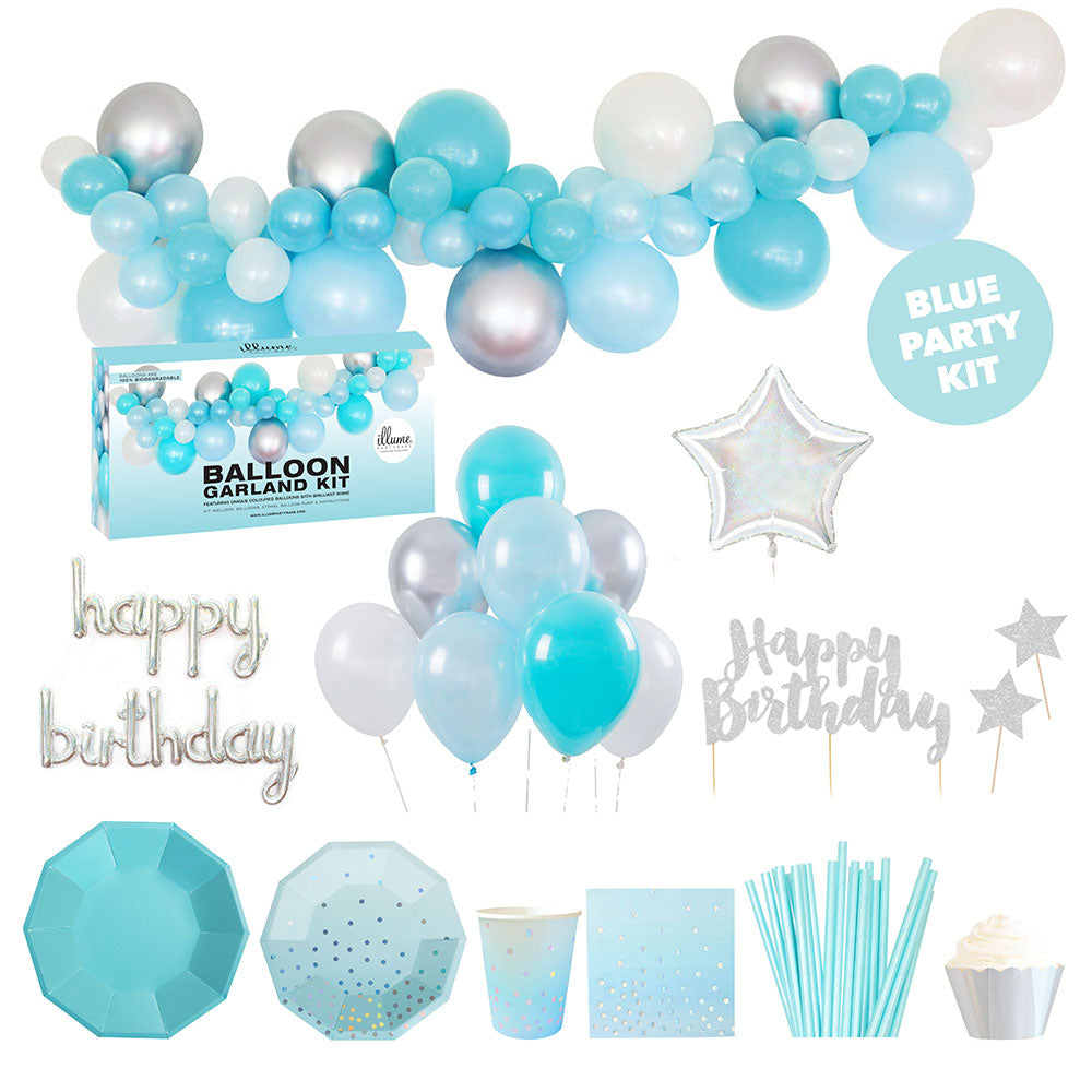Blue Party Kit Large