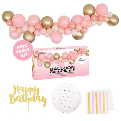 Pink Party Kit Mini