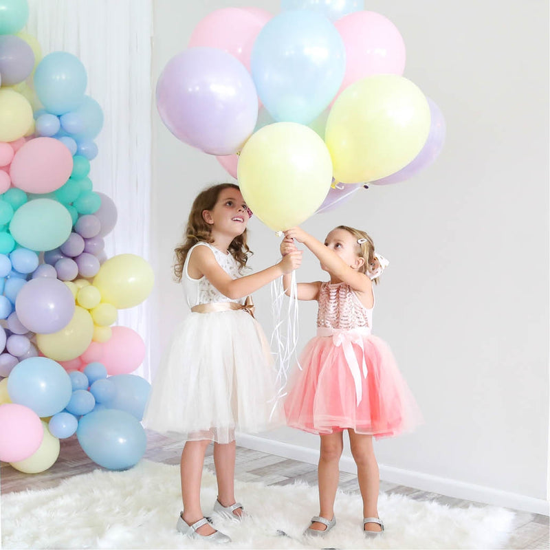 Balloon Bouquet - Pack of 8 - Pastel