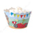Racing Cars Cupcake Wrapper - Pack of 12