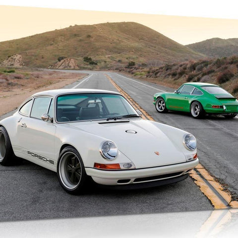Porsche Singer 911 Canvas