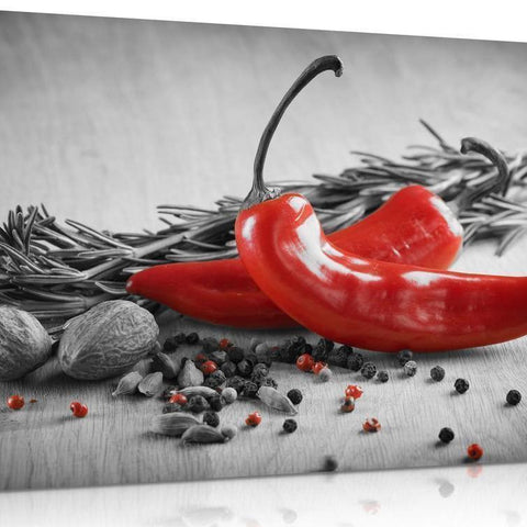 Herbs & Spices Canvas