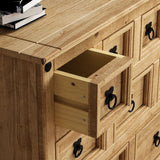 Solid Pine Wood Jumping Drawers