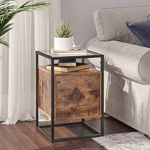 Rustic Oxford Side Table