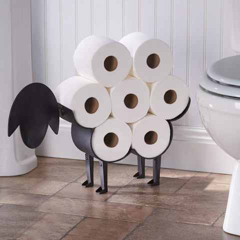 Sheep Toilet Roll Holder