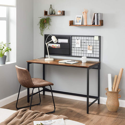Rustic Grid Desk