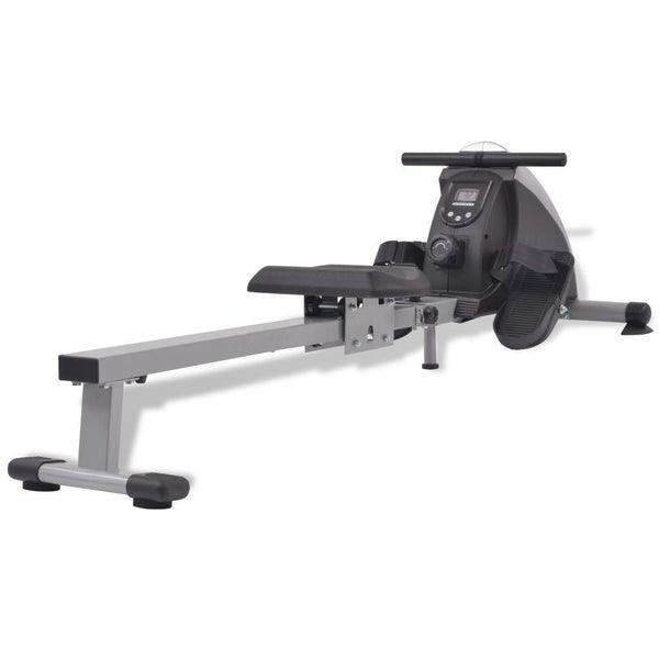 Flywheel Magnetic Resistance Rowing Machine - 8 Levels