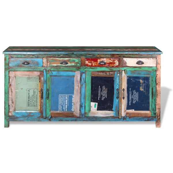 Solid Reclaimed Wooden Sideboard