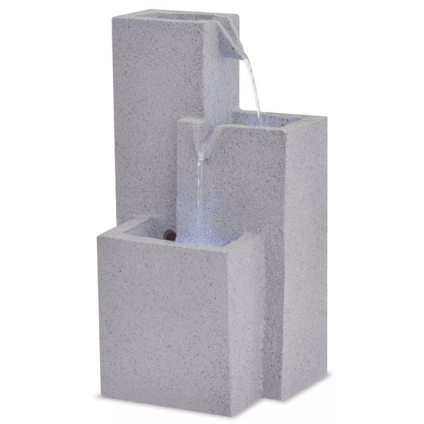 Indoor Polyresin Fountain with LED Light