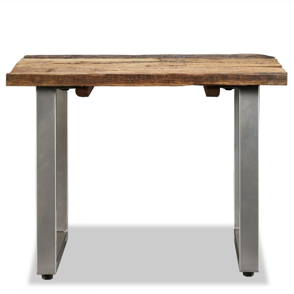 Solid Reclaimed Sleeper Wood Coffee Table