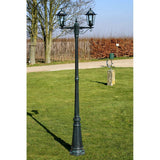 Preston Garden Light Post - 215 cm