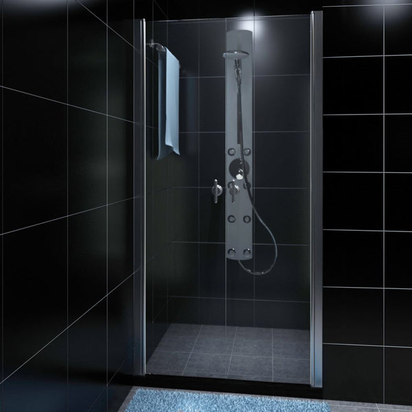 Shower Enclosure Glass Door 80 cm