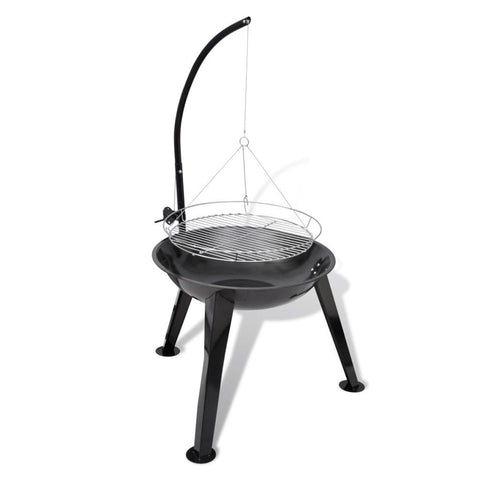 BBQ Hanging Charcoal Barbecue Stand
