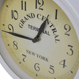 Wall Clock Two-Sided Classic Design