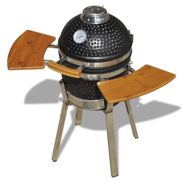 Barbecue Smoker Ceramic Grill - 76 cm