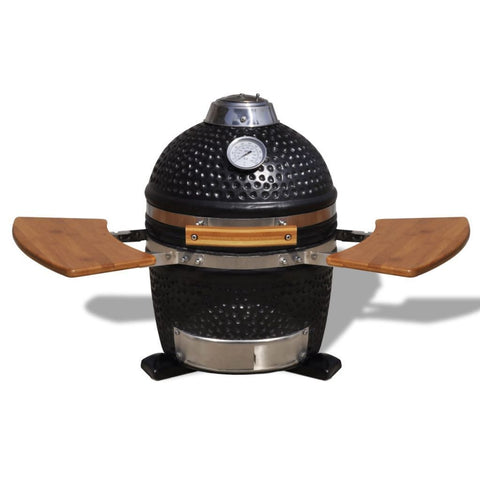 Barbecue Smoker Ceramic Grill - 44 cm