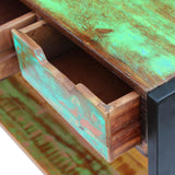 Solid Reclaimed Wood Sideboard - 3 Drawers
