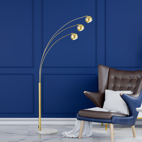 3 Branch Floor Lamp