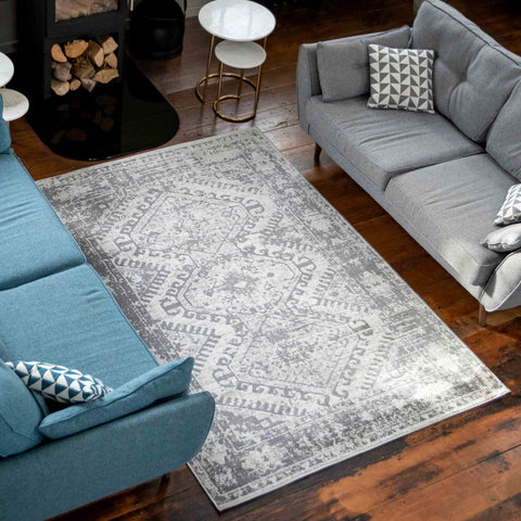 Grey Cambridge Rug