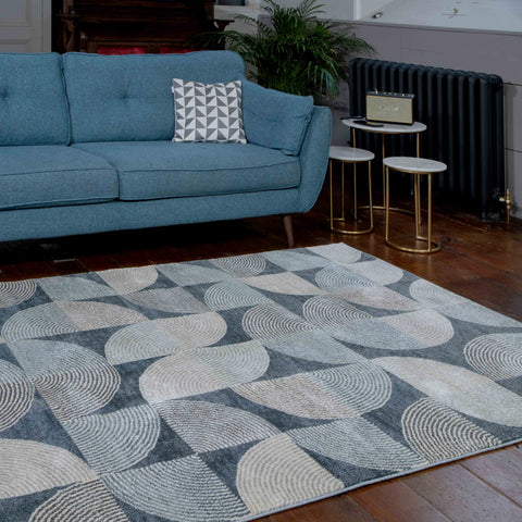 Rivera Blue Rug