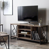 Zulu Dark Wood TV Stand