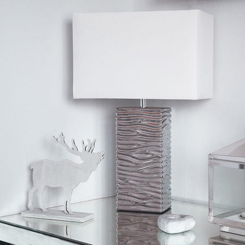 Ripple Based Table Lamps