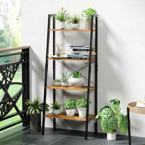 4 Tier Storage Shelving Rack