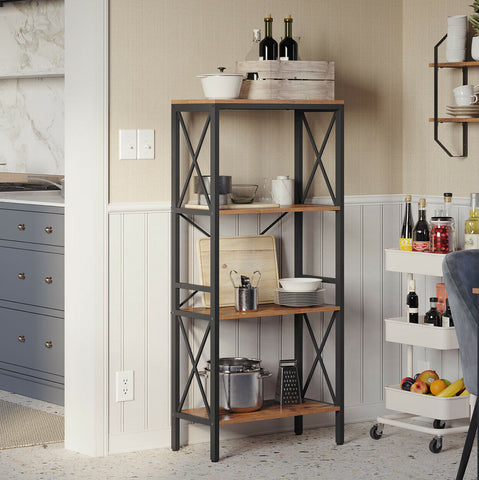 Rustic Henley Shelves