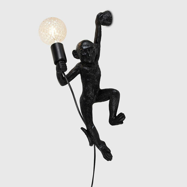 Monkey Wall Light