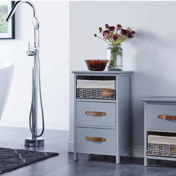 Grey Wester Cabinet