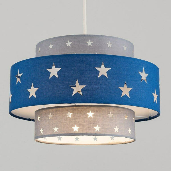 Cut Out Star Light Shade