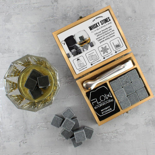 Whisky Stone Gift Box