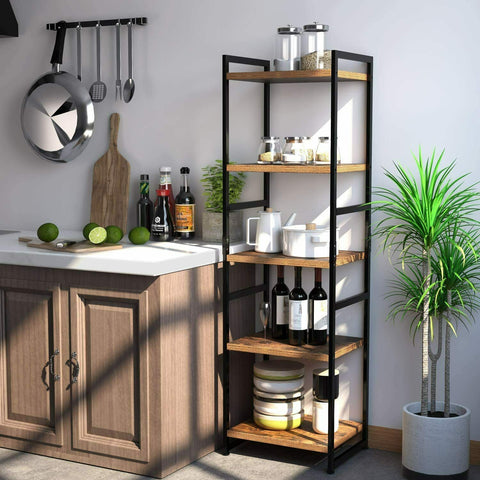 Industrial 5 Tier Storage Unit