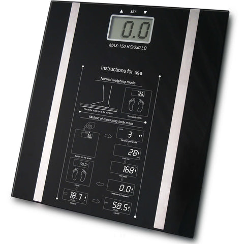 Digital Body Fat Analyzer Scales