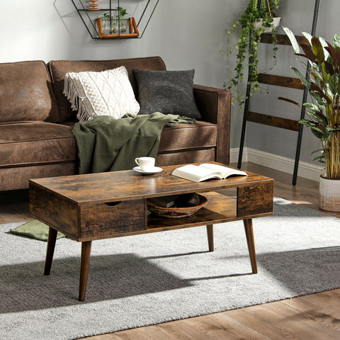 Oxford Rustic Coffee Table