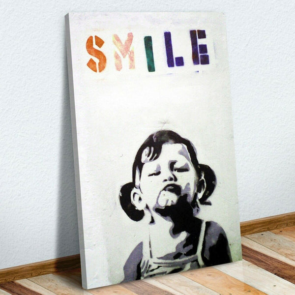 Smile Canvas
