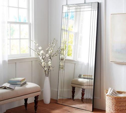 Triple Bevelled Wall Mirror