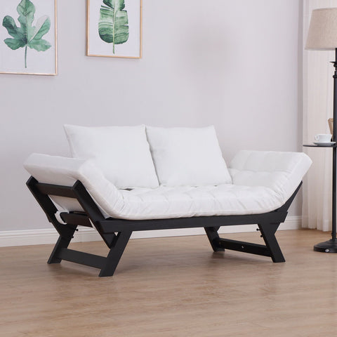 Foldable Sofa Bed Chaise Lounge