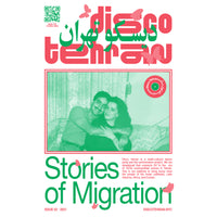 """Stories of Migration"" Zine + Mixtape (LIMITED EDITION)"